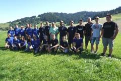 E_Vereinswettkampf des Jungschützen-Wettschiessens 2016